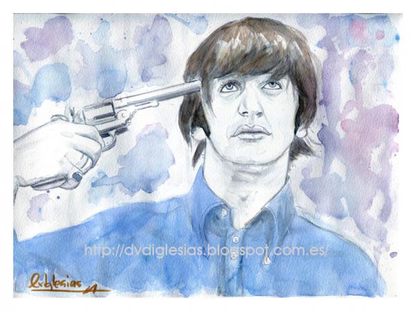 Ringo Starr par DIglesias